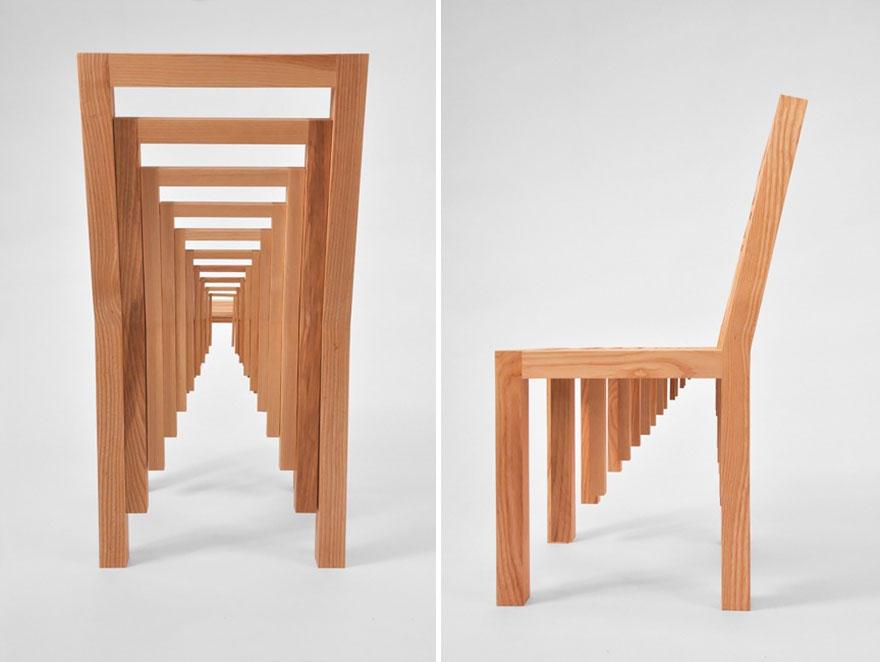 ArtFurniture17 28 удивительных стульев и кресел, доказывающих, что мебель — это искусство