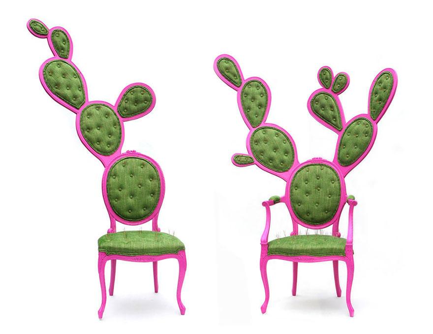 ArtFurniture19 28 удивительных стульев и кресел, доказывающих, что мебель — это искусство