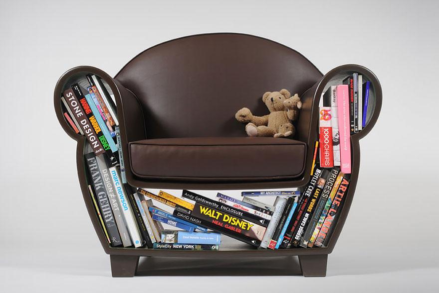 ArtFurniture24 28 удивительных стульев и кресел, доказывающих, что мебель — это искусство