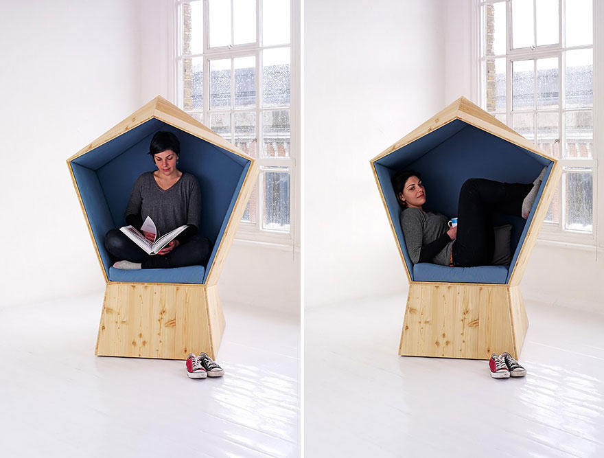 ArtFurniture31 28 удивительных стульев и кресел, доказывающих, что мебель — это искусство