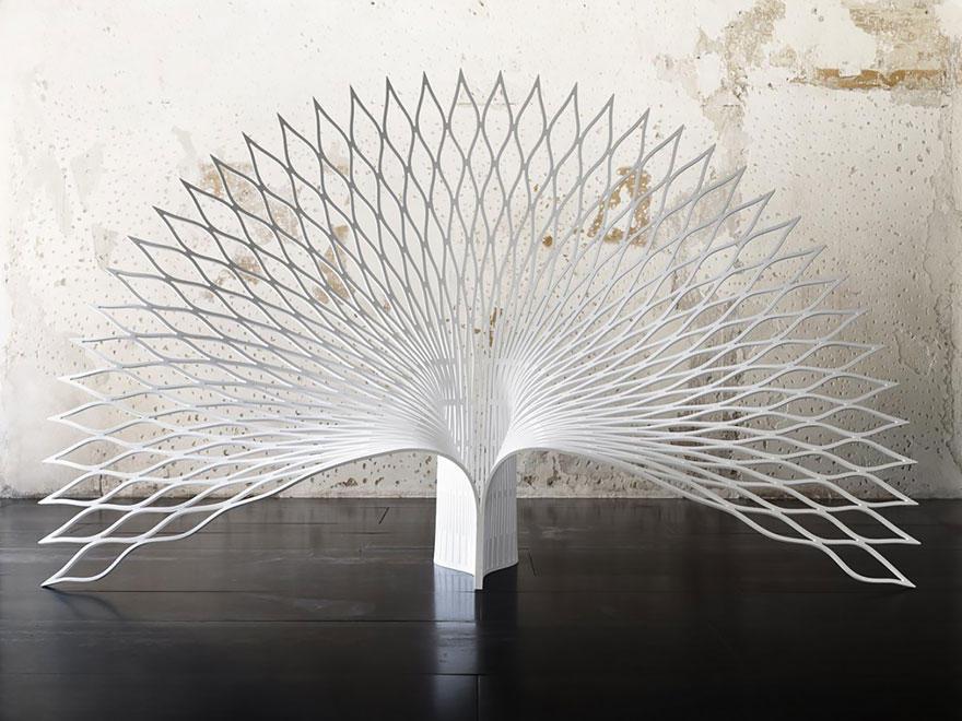 ArtFurniture34 28 удивительных стульев и кресел, доказывающих, что мебель — это искусство
