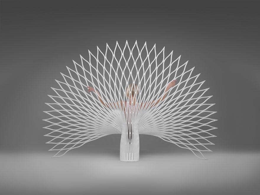 ArtFurniture36 28 удивительных стульев и кресел, доказывающих, что мебель — это искусство