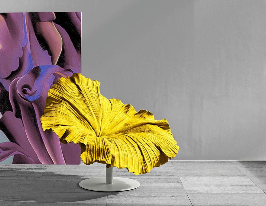 ArtFurniture49 28 удивительных стульев и кресел, доказывающих, что мебель — это искусство