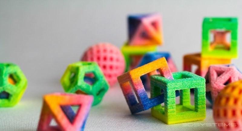 ChefJetPro01 ChefJet 3D принтер, печатающий конфеты