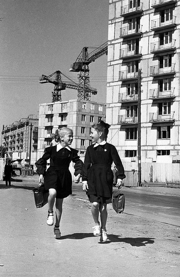 Childhood02 Дмитрий Воздвиженский и Нина Свиридова: союз сердец, союз талантов