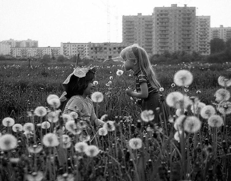 Childhood19 Дмитрий Воздвиженский и Нина Свиридова: союз сердец, союз талантов