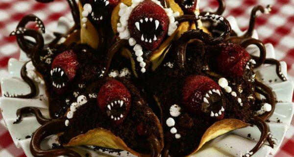 Страшно вкусные тортики от красавицы Кристины