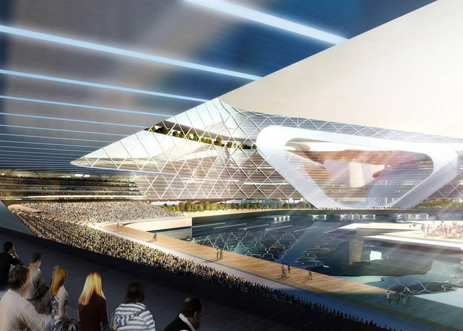 EcoAtlantis05 Eco Atlantis — город будущего у берегов Китая