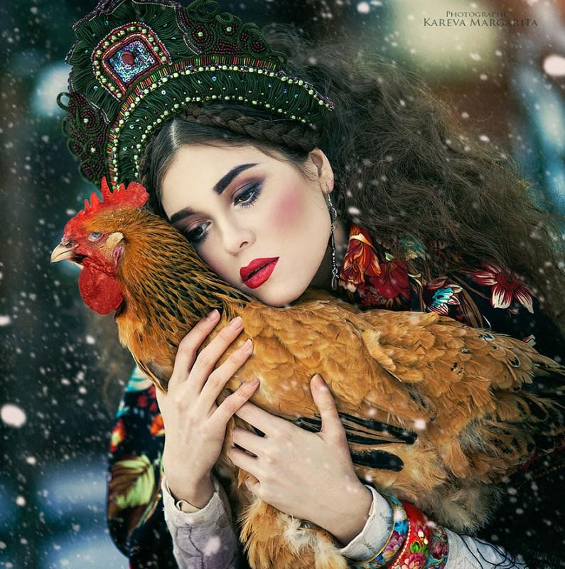 Fairytales02 795x800 И сказка станет явью   удивительные фотографии Маргариты Каревой