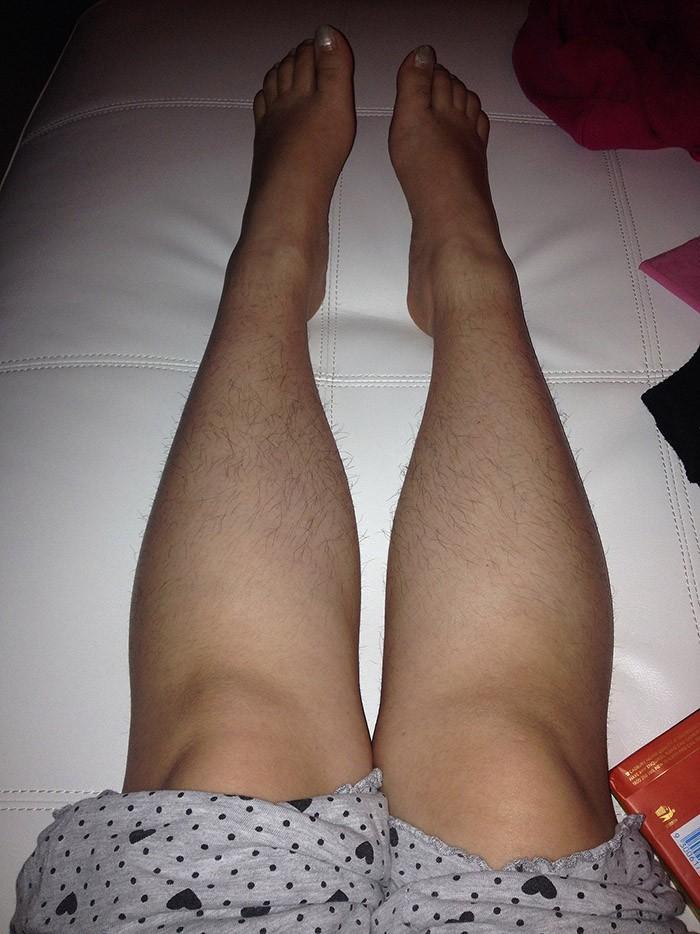 фотографии мужских ног в колготках и чулках