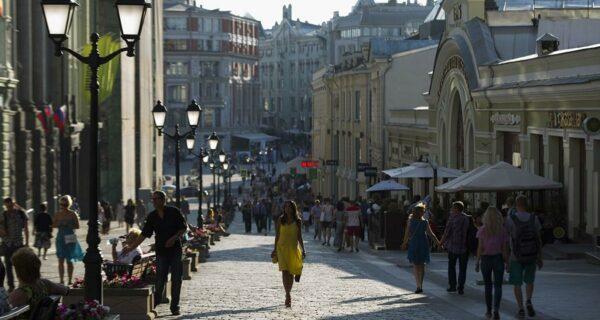 Собянинские улицы, часть1