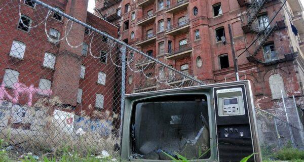 Филадельфийское гетто