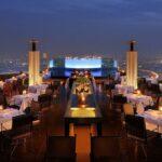 Десять ресторанов с самыми впечатляющими видами