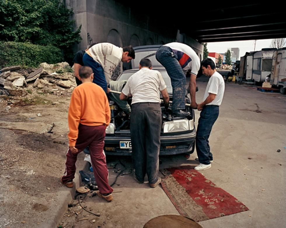 Romajourneys04 Цыганские кочевники в объективе датчанина
