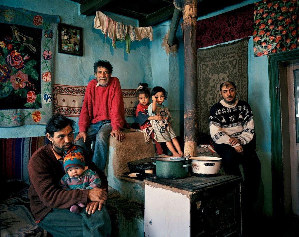 Romajourneys20 Цыганские кочевники в объективе датчанина