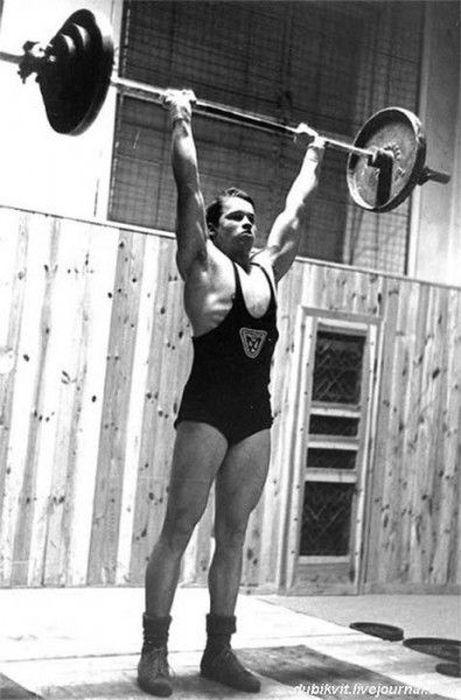 Schwarzenegger09 История успеха Арнольда Шварценеггера