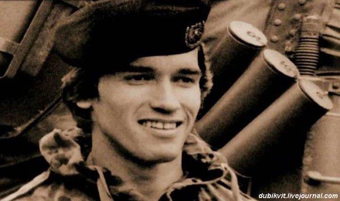 Schwarzenegger12 История успеха Арнольда Шварценеггера