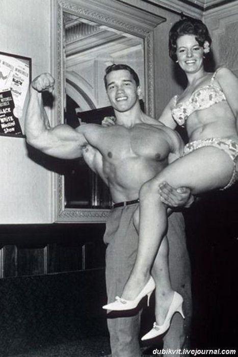 Schwarzenegger14 История успеха Арнольда Шварценеггера