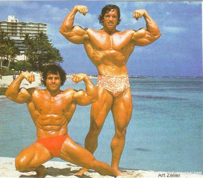 Schwarzenegger18 История успеха Арнольда Шварценеггера