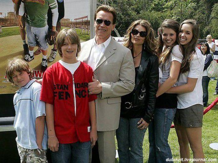 Schwarzenegger30 История успеха Арнольда Шварценеггера
