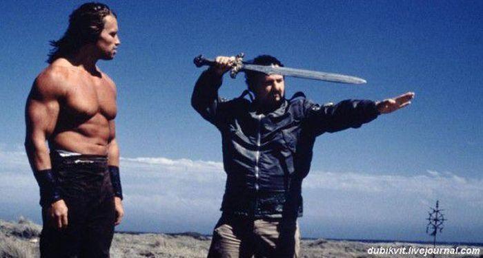 Schwarzenegger35 История успеха Арнольда Шварценеггера