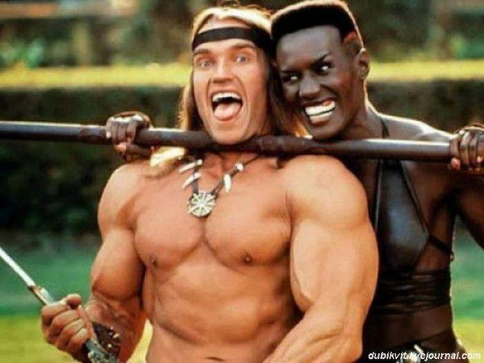 Schwarzenegger37 История успеха Арнольда Шварценеггера