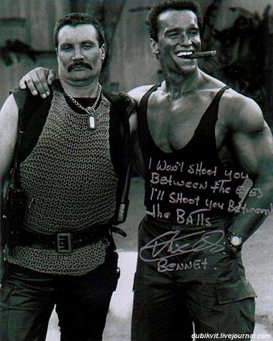 Schwarzenegger43 История успеха Арнольда Шварценеггера