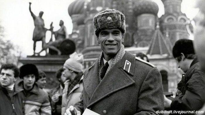 Schwarzenegger49 История успеха Арнольда Шварценеггера
