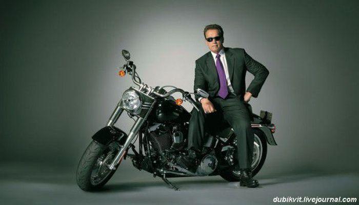 Schwarzenegger72 История успеха Арнольда Шварценеггера