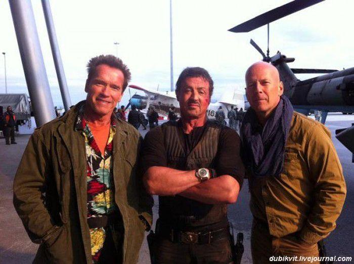 Schwarzenegger80 История успеха Арнольда Шварценеггера