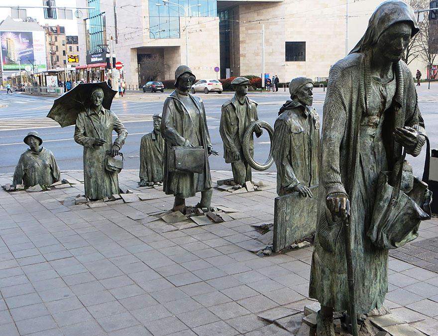 Sculptures03 25 необычных скульптур, о которых вы, возможно, не знали