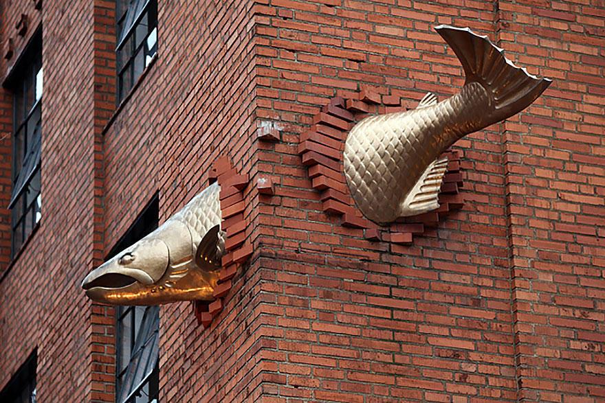 Sculptures04 25 необычных скульптур, о которых вы, возможно, не знали
