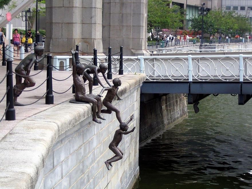Sculptures05 25 необычных скульптур, о которых вы, возможно, не знали