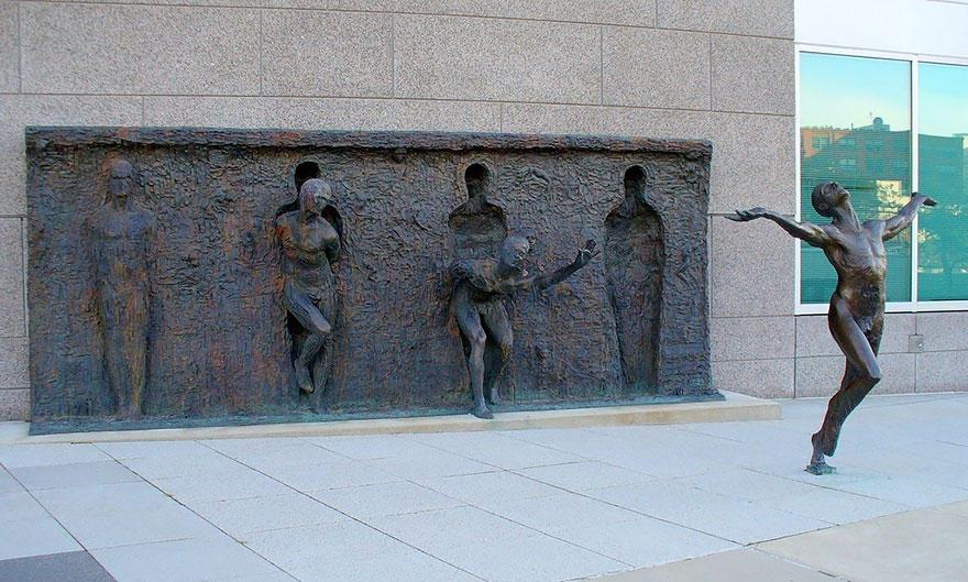 Sculptures08 25 необычных скульптур, о которых вы, возможно, не знали