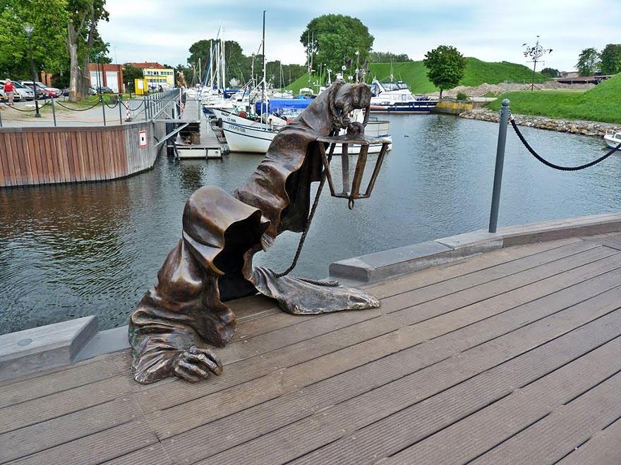 Sculptures09 25 необычных скульптур, о которых вы, возможно, не знали