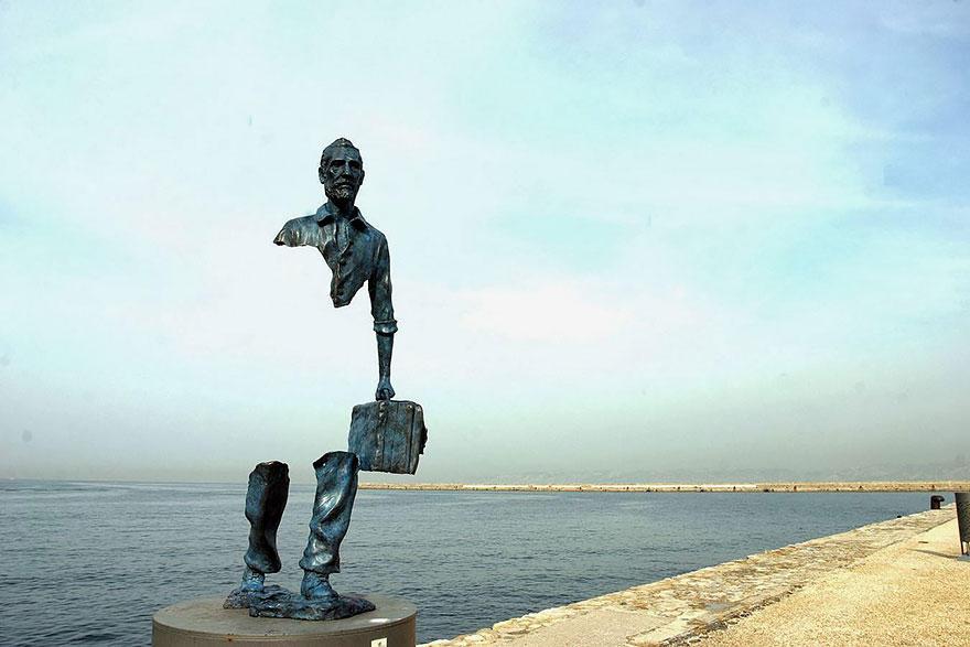 Sculptures10 25 необычных скульптур, о которых вы, возможно, не знали
