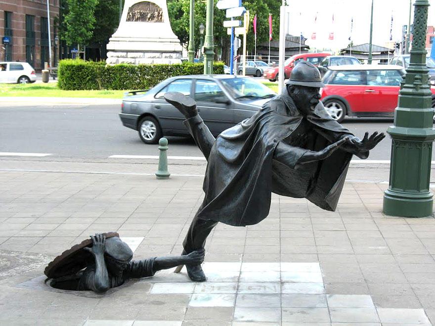Sculptures12 25 необычных скульптур, о которых вы, возможно, не знали