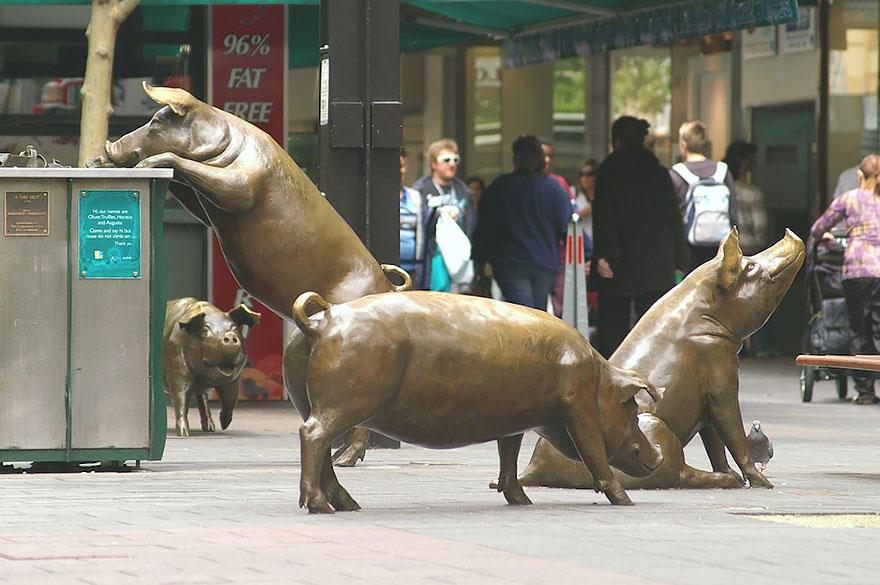 Sculptures23 25 необычных скульптур, о которых вы, возможно, не знали
