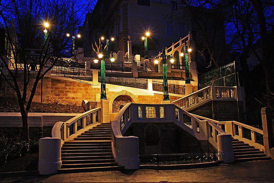 Stairs05 Самые красивые лестницы со всего мира