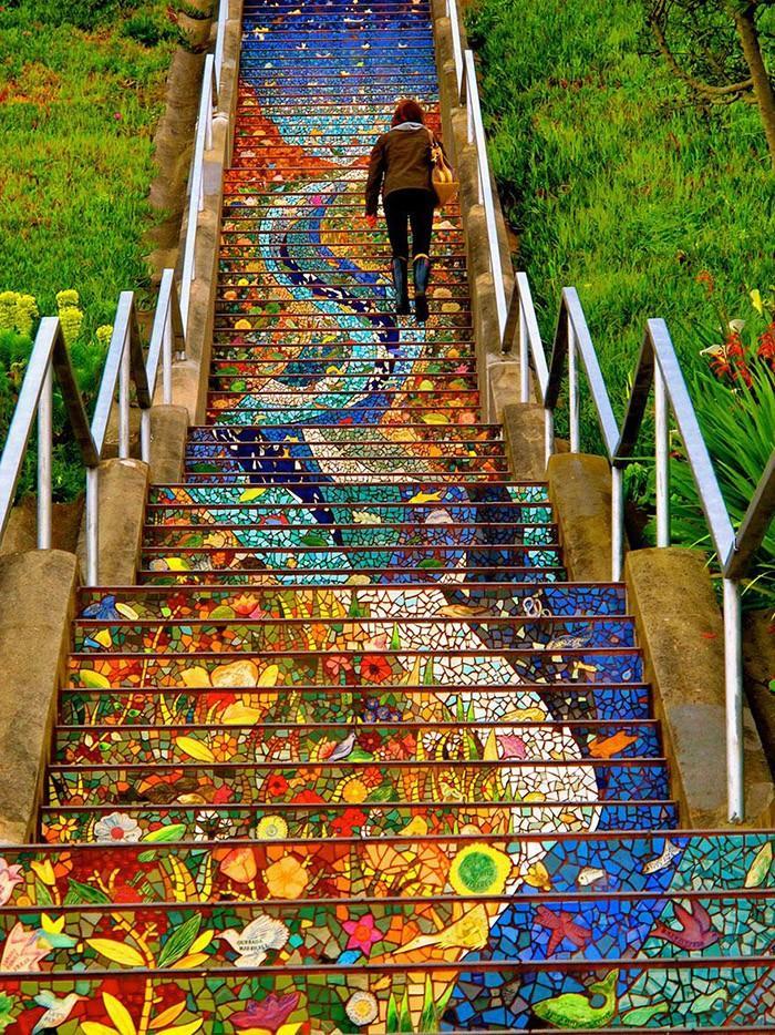Stairs26 Самые красивые лестницы со всего мира