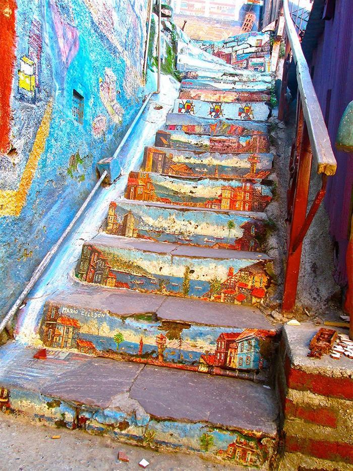 Stairs27 Самые красивые лестницы со всего мира