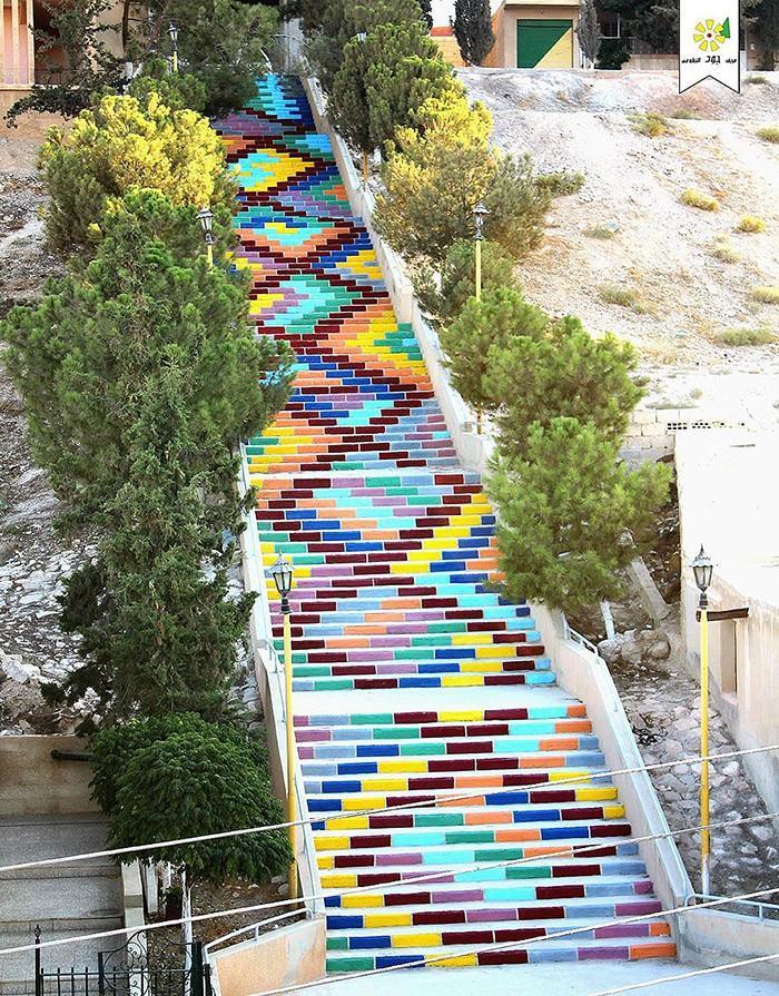 Stairs31 Самые красивые лестницы со всего мира
