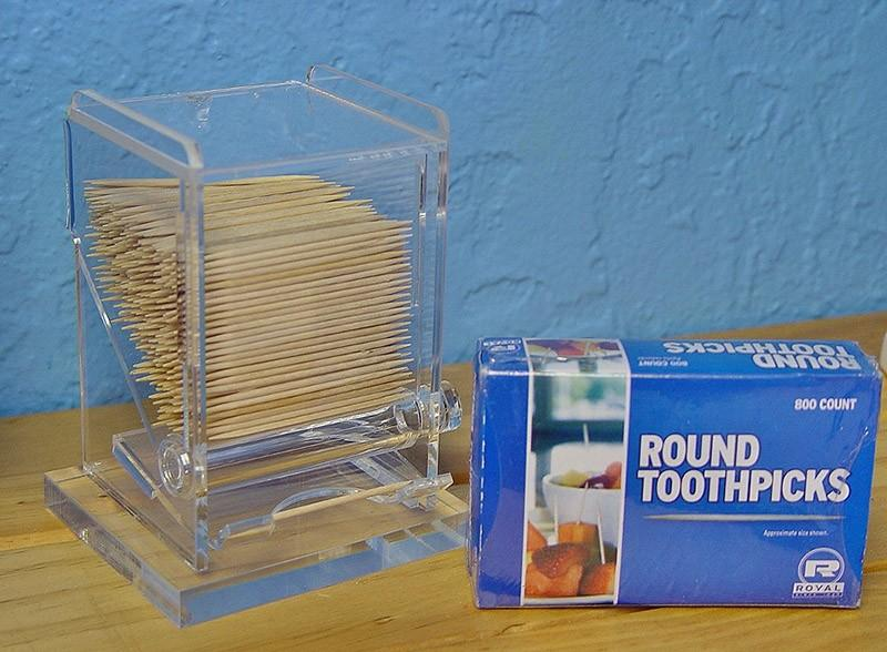 Toothpicks00 Отгадайте, что можно построить из зубочисток