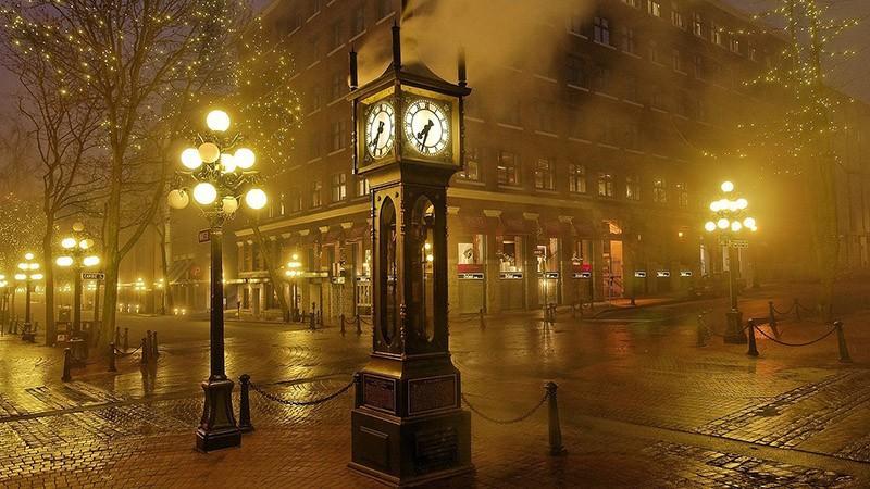 citiesinfog00 Города, окутанные туманом