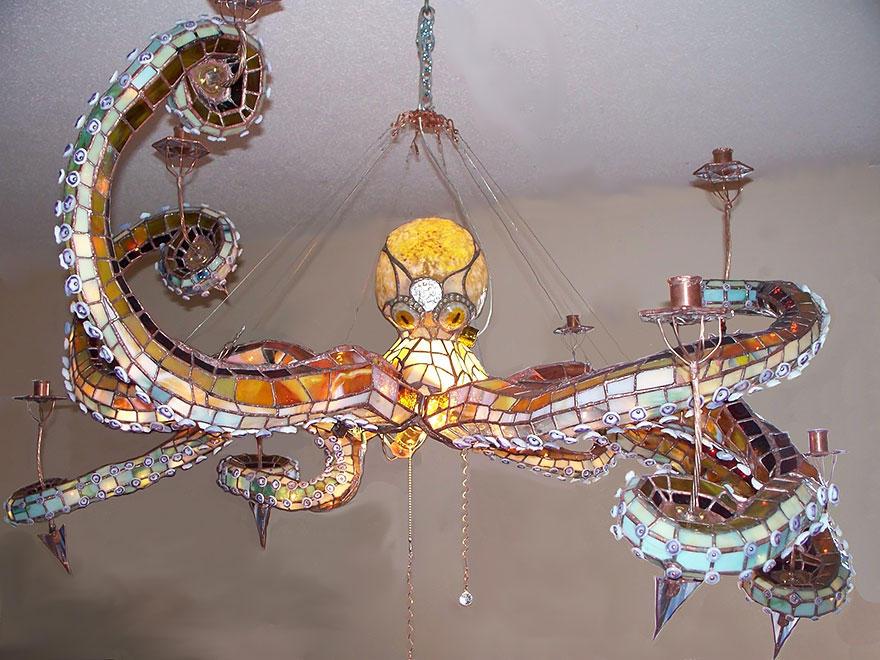 creativelamps06 Самые креативные лампы и светильники