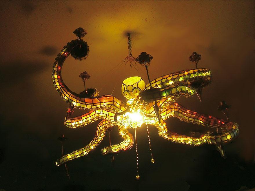 creativelamps07 Самые креативные лампы и светильники