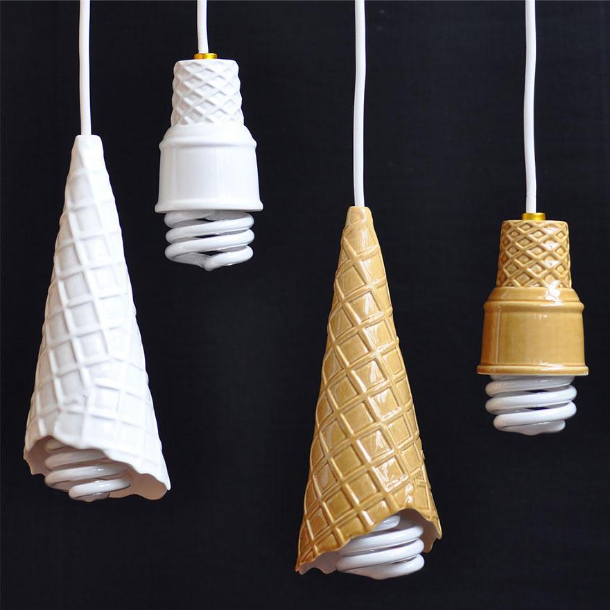 creativelamps13 Самые креативные лампы и светильники