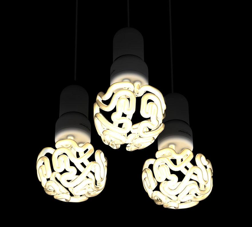 creativelamps16 Самые креативные лампы и светильники