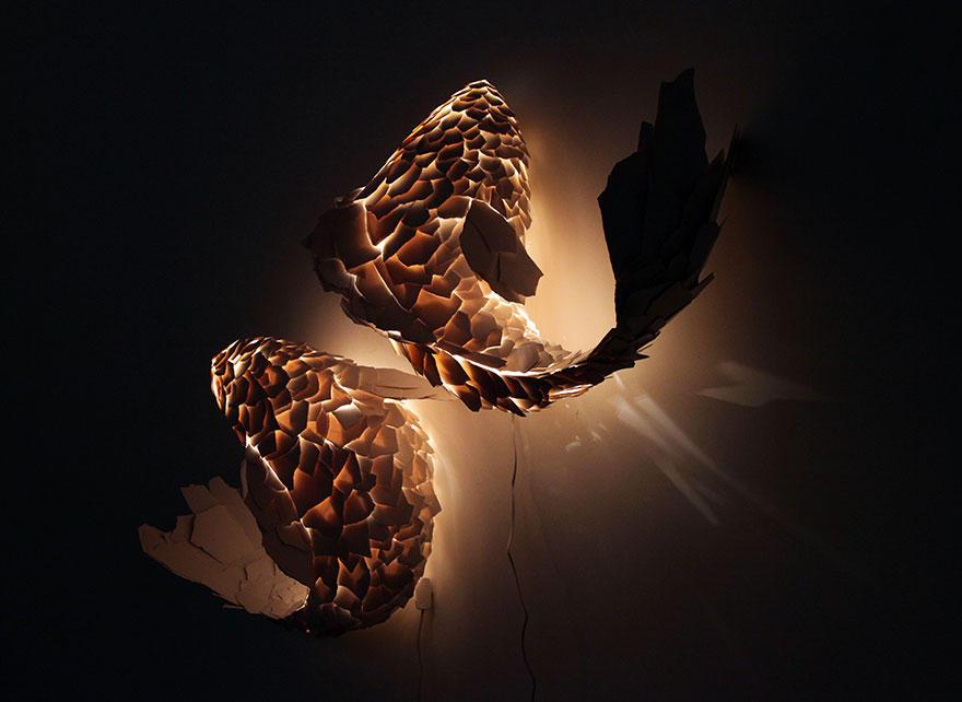 creativelamps25 Самые креативные лампы и светильники