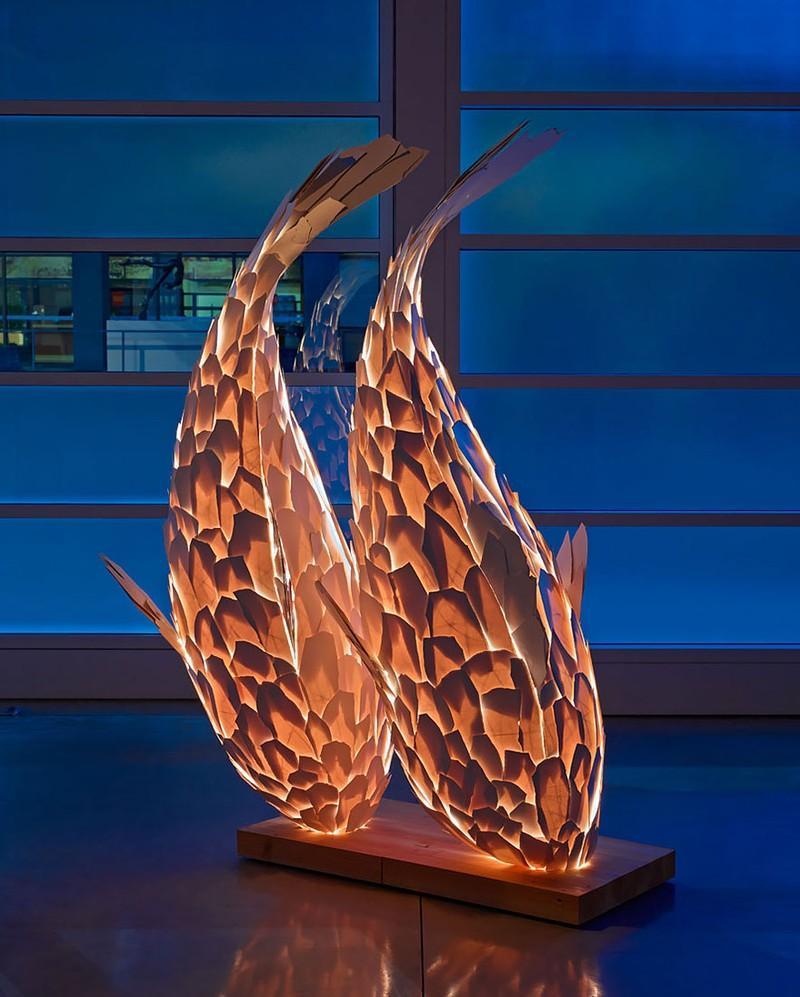 creativelamps26 Самые креативные лампы и светильники